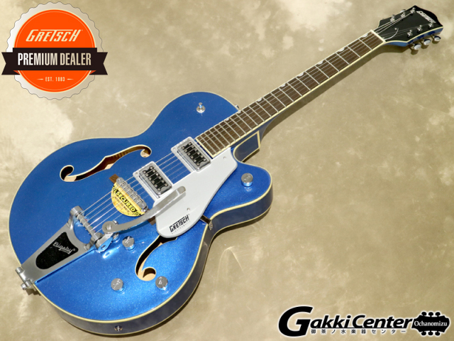Gretsch G5420T Electromatic Hollow Body Single-Cut with Bigsby Fairlane Blue【シリアルNo:KS17063797/3.4kg】【店頭在庫品】