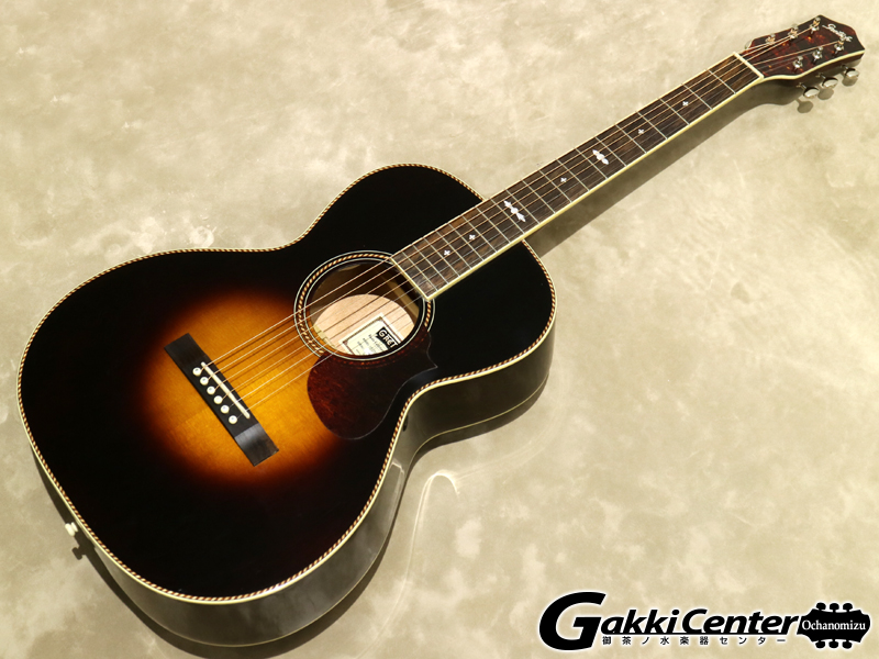 Gretsch G9531 Style 3 Double-O Grand Concert【シリアルNo:IOG1711408/1.7kg】【店頭在庫品】