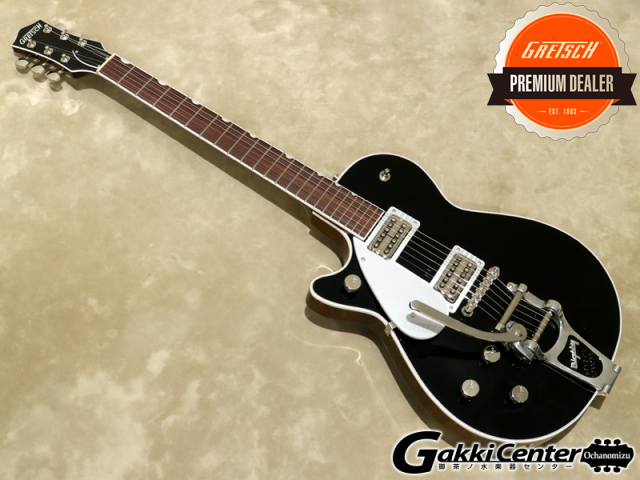 Gretsch G6128TLH Players Edition Jet FT with Bigsby, Left-Handed【シリアルNo:JT20031325/3.6kg】