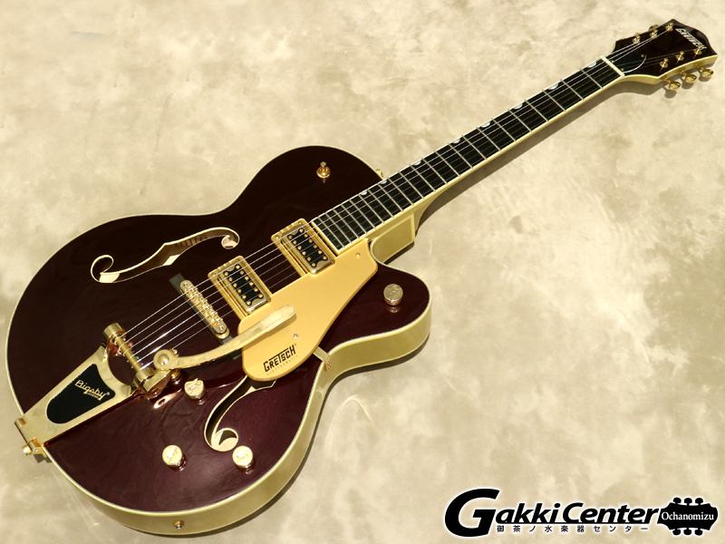 Gretsch G5420TG Electromatic 135th Anniversary LTD Hollow Body Single-Cut with Bigsby【シリアルNo:KS18024592/3.4kg】【店頭在庫品】
