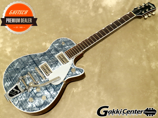【限定モデル】Gretsch G6129T Players Edition Jet FT with Bigsby, LBP【シリアルNo:JT19031321/3.7kg】【店頭在庫品】