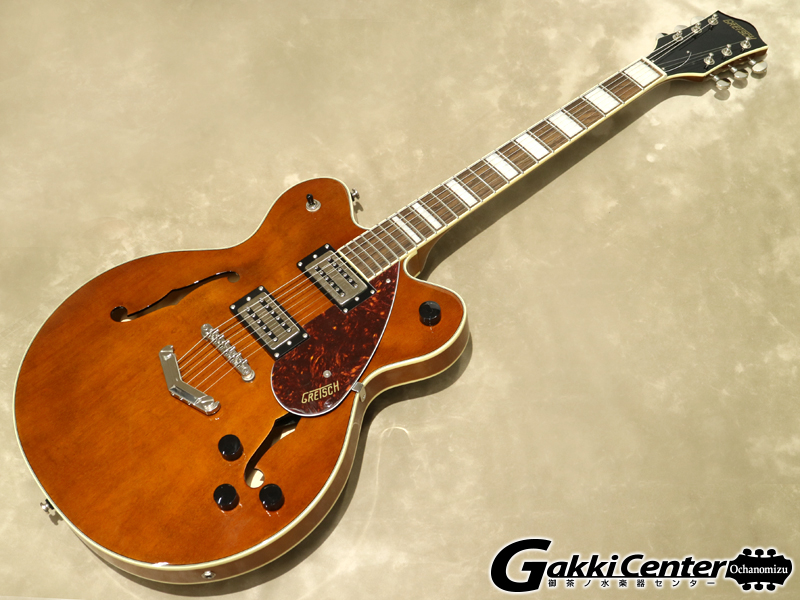 Gretsch G2622 Streamliner Center Block with V-Stoptail, Single Barrel Stain 【シリアルNo:IS190200225 /3.1kg】【店頭在庫品】