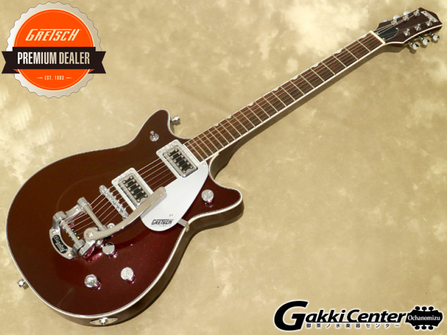 Gretsch G5232T Electromatic Double Jet FT with Bigsby Dark Cherry Metallic【シリアルNo:CYG19100987/3.7kg】