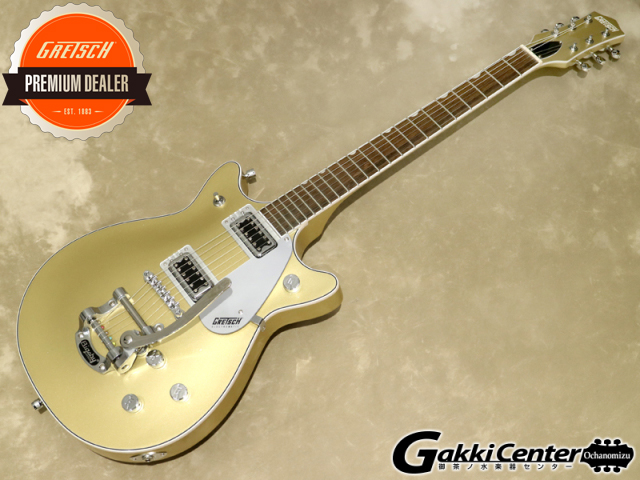 Gretsch G5232T Electromatic Double Jet FT with Bigsby Casino Gold【シリアルNo:CYG19101123/3.8kg】