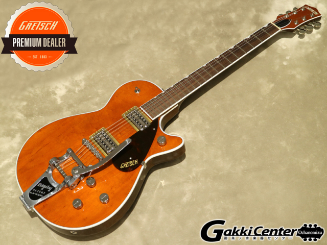 Gretsch G6128T Players Edition Jet™ FT with Bigsby® Roundup Orange【シリアルNo:JT20041712/3.7kg】【店頭在庫品】