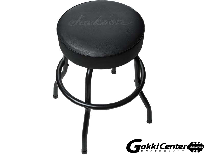 "Jackson Bar Stool 24"" Black"