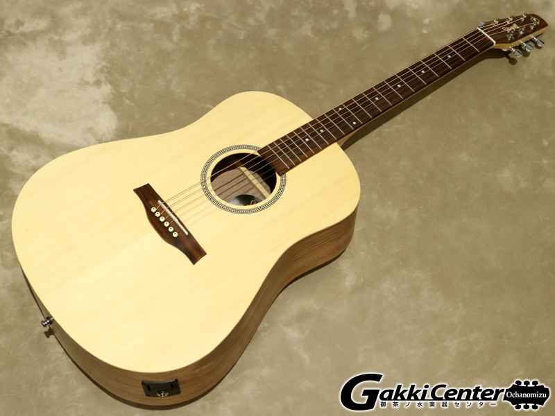Seagull Excursion Walnut SG Isys+【シリアルNo:039555001799/2.2kg】【店頭在庫品】