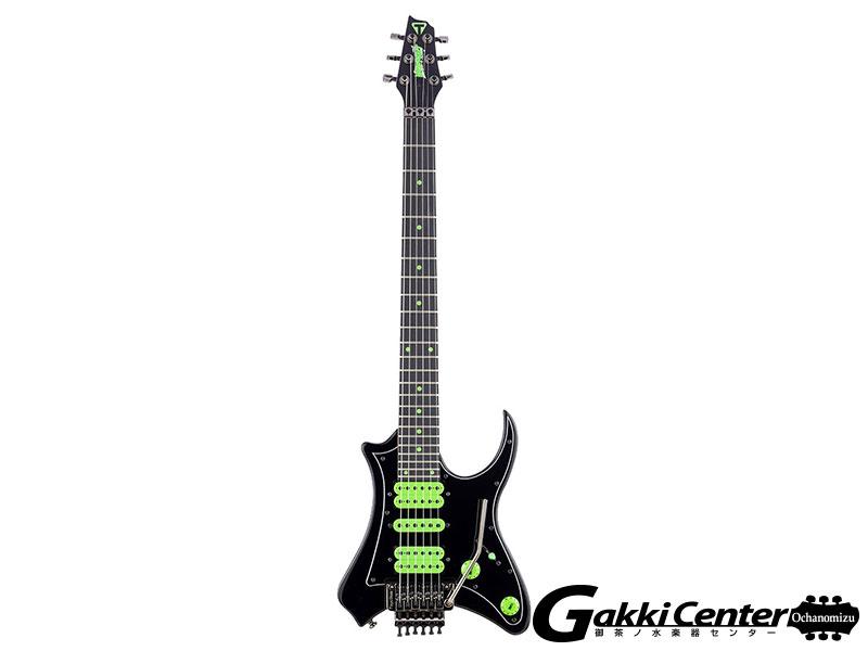 TRAVELER GUITAR Vaibrant Deluxe V88X (Cosmic Black)