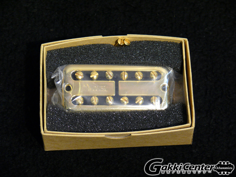 TV Jones Power'Tron Bridge/Gold【店頭在庫品】