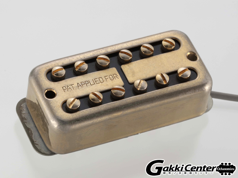 TV Jones Ray Butts Ful-Fidelity Filter'Tron - PAF Cover Bridge /Aged Gold【店頭在庫品】