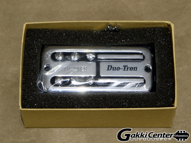 TV Jones Paul Yandell Duo-Tron Neck/Chrome UV【店頭在庫品】