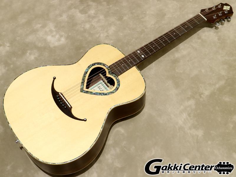 【SALE】ZEMAITIS(ゼマイティス)アコースティックギター/CAG-200HS【シリアルNo:ZE16110198/2.2kg】【店頭在庫品】