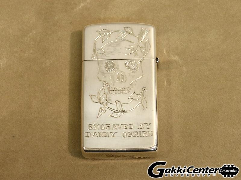 ZEMAITIS ZIPPO Skull&Arrow 2006 No.1