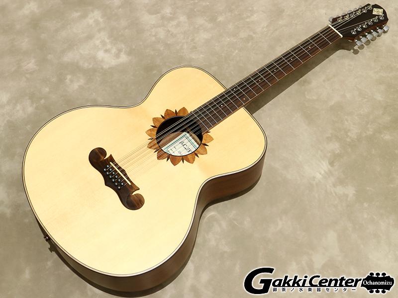 ZEMAITIS/ゼマイティス/アコースティックギター/CAJ-100FW-12-E【シリアルNo:ZE17040669/2.6kg】【店頭在庫品】