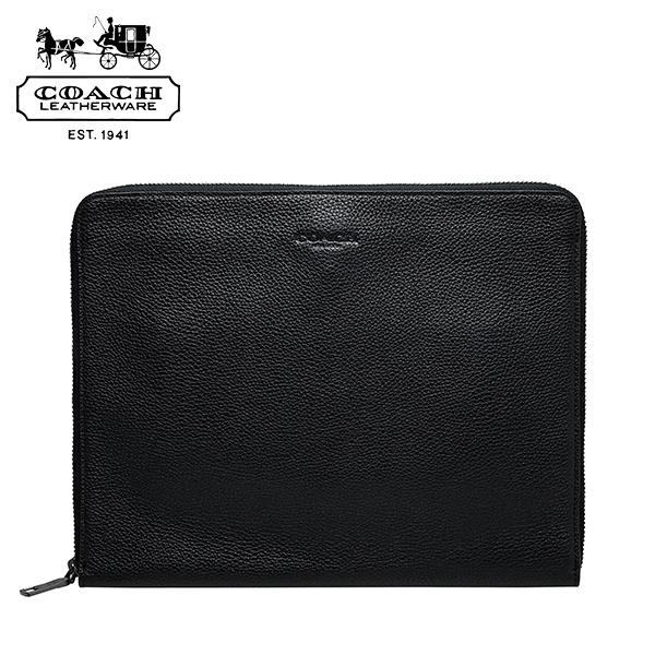 8c8b68746764 コーチ メンズ クラッチバッグ COACH MENS 本革 レザー iPad タブレットケース セカンドバッグ
