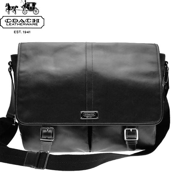 Coach Men Bags Mens Leather Messenger Bag Real Also Shoulder