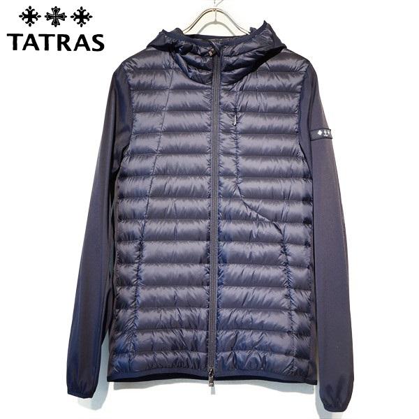 TATRAS(タトラス)メンズ ダウンジャケット CEFALU 【MTK19S4167】