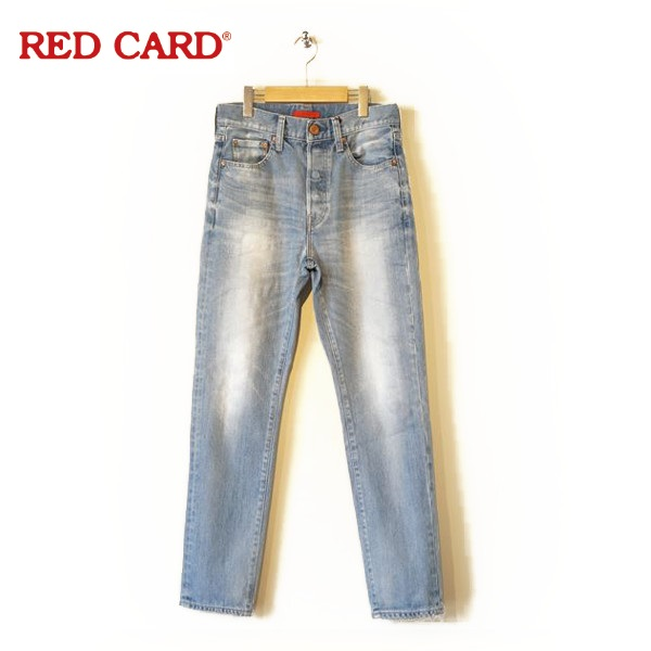 RED CARD(レッドカード) Mens メンズ Discover kita-Light Used 【17813-Kil】