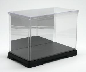 フィギュアケース 人形ケース コレクションケース 背面ミラー ディスプレイケース 折りたたみ式ケース 人形ケース 横幅50×奥行32×高さ35(cm) 背面ミラー, 快適エレキング:1b1523d3 --- sunward.msk.ru