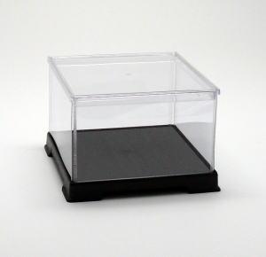 サイズ一覧可能 最安値 フィギュアケース ディスプレイケース コレクションケース プラスチックケース 透明プラ 定番から日本未入荷 cm 2020モデル 折りたたみ式ケース 横幅12×奥行12×高さ8 人形ケース