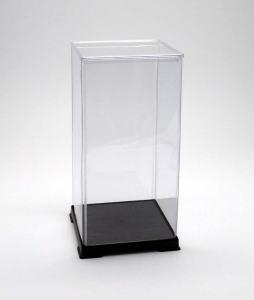 サイズ一覧可能 最安値 フィギュアケース ディスプレイケース 公式ショップ コレクションケース 横幅21×奥行21×高さ80 透明プラ 特注ケース セール 登場から人気沸騰 cm プラスチックケース