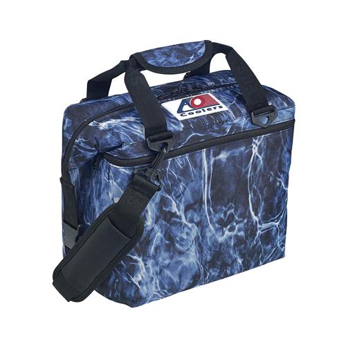 エーオークーラー(AO coolers) ソフトクーラー 12パック キャンパス ソフトクーラー(モッシーオークブルーフィン) aoelbf12 クーラー ジャグ 保冷剤 キャンプ アウトドア