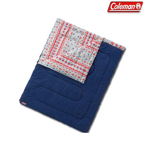 コールマン(Coleman) 封筒型シュラフ(寝袋)サマー用 アドベンチャースリーピング バッグ/C5 2000022260 シュラフ(寝袋) 封筒型シュラフ(寝袋) キャンプ アウトドア