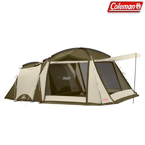 Coleman(コールマン) タフスクリーン2ルームハウス(オリーブ/サンド) キャンプ アウトドア 2000033800