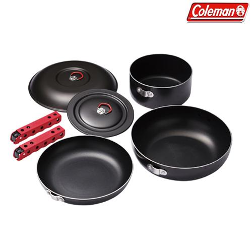 Coleman(コールマン) アルミクッカーセット 鍋 フライパン クッカー 調理用品
