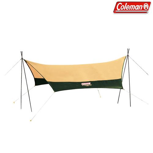 コールマン(Coleman) ヘキサタープ XPヘキサタープ/MDX(グリーン) 2000028621 テント タープ キャンプ アウトドア