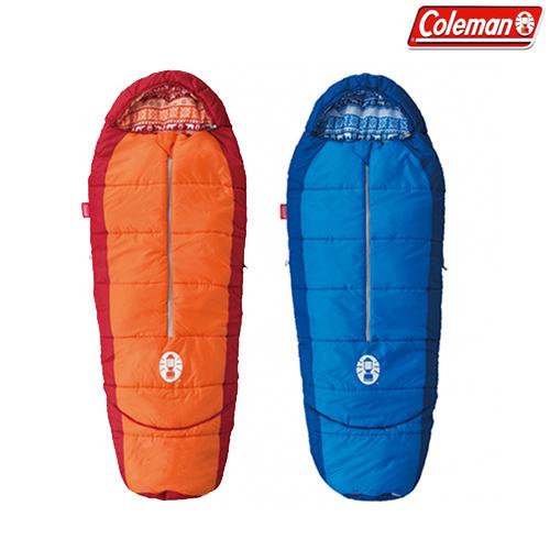 メーカー直送 コールマン Coleman ジュニア用シュラフ 寝袋 サマー用 現品 キャンプ 期間限定で特別価格 シュラフ ジュニア キッズマミー アジャスタブル アウトドア C4