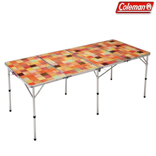 Coleman(コールマン) ナチュラルモザイクTM リビングテーブル/180プラス