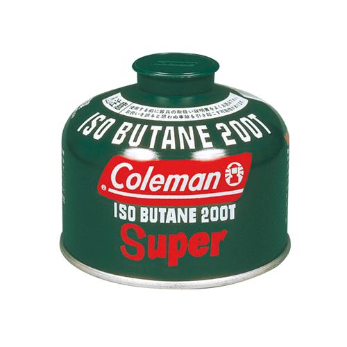 メーカー直送 国内即発送 コールマン Coleman LPガスカートリッジ キャンプ アウトドア 燃料 5103a200t 230g 純正イソブタンガス燃料 Tタイプ 中古 着火剤