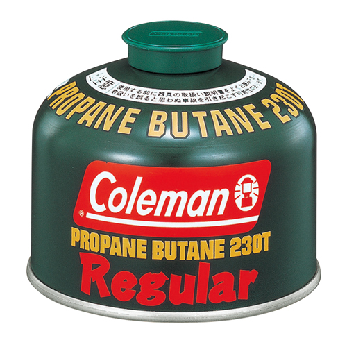 メーカー直送 コールマン Coleman LPガスカートリッジ 卸直営 キャンプ アウトドア 輸入 着火剤 燃料 230g 5103a230t Tタイプ 純正LPガス燃料