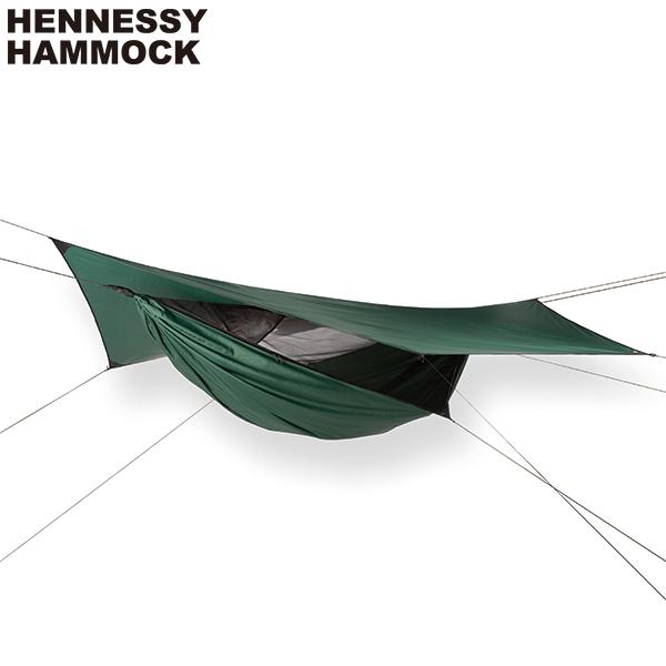 ヘネシーハンモック HENNESSY HAMMOCK ハンモック ジャングル サファリ ZIP 12880022118000 マット ベッド 寝具 キャンプ アウトドア