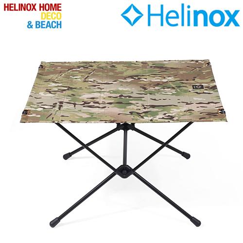 ヘリノックス(Helinox) タクティカルテーブル L マルチカモ テーブル 登山 アウトドア キャンプ[RS]