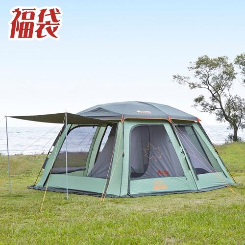 LOGOS(ロゴス) Q-インセクト2ルーム-AE テント タープ テント キャンプ アウトドア