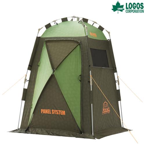 LOGOS(ロゴス) LOGOS どこでもルームDX-AE テント タープ タープ ロゴスライフライン 防災グッズ ビーチ 着替え シャワー キャンプ アウトドア