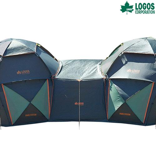 LOGOS(ロゴス) オクタゴン トンネルタープ テント タープ タープ キャンプ アウトドア