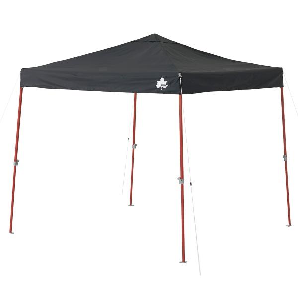 LOGOS(ロゴス) QセットBlackタープ 220 テント タープ ワンタッチ イベントテント キャンプ アウトドア