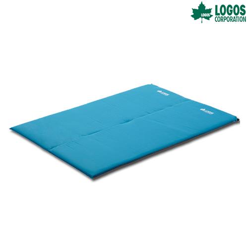 LOGOS(ロゴス) (超厚)セルフインフレートマット・DUO スリーピング エアベッド マット ポンプ アクセサリー マット キャンプ アウトドア