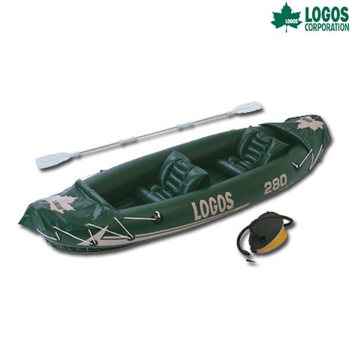 LOGOS(ロゴス) LOGOS 2マンカヤック ビーチ ボート キャンプ アウトドア