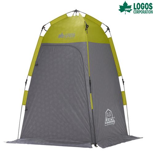 LOGOS(ロゴス) LOGOSどこでもルーム Type-M テント タープ タープ ロゴスライフライン 防災グッズ ビーチ 着替え シャワー キャンプ アウトドア