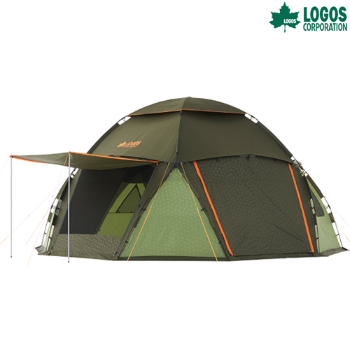 ロゴス(LOGOS) テント・タープ スペースベース デカゴン-N 71459008 キャンプ アウトドア