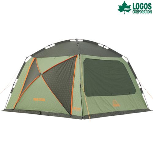 LOGOS(ロゴス) Q-PANEL iスクリーン 3535 テント タープ タープ キャンプ アウトドア