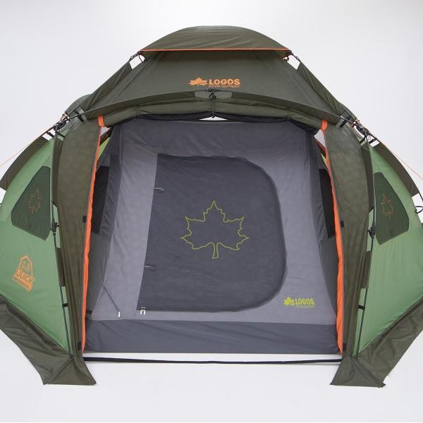 LOGOS(ロゴス) オクタゴン インナー テント タープ タープ キャンプ アウトドア