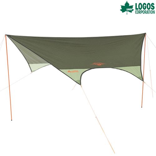LOGOS(ロゴス) neos ドームFITヘキサ 4443-N テント タープ タープ キャンプ アウトドア