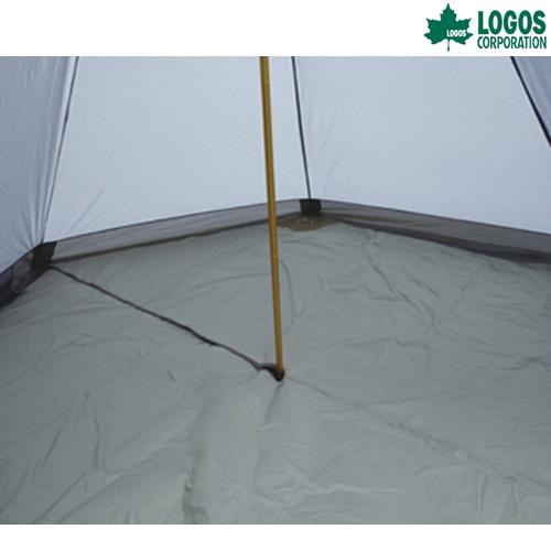 LOGOS(ロゴス) Tepeeマット400 テント タープ テントシート マット キャンプ アウトドア