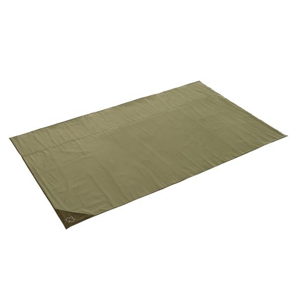 LOGOS(ロゴス) テントぴったり防水マット・WXL テント タープ テントシート マット キャンプ アウトドア