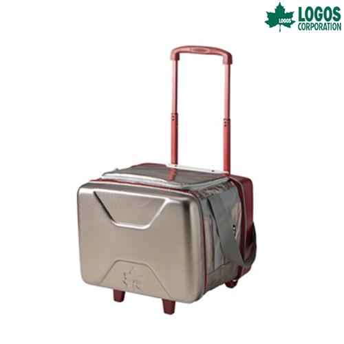 ロゴス(LOGOS) ハードクーラー ハイパー氷点下トローリークーラー 81670100 クーラー ジャグ 保冷剤 キャンプ アウトドア